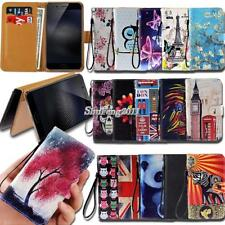 Leather Wallet Stand Magnetic Flip Case Cover For Vivo X3 X5 X6 SmartPhones