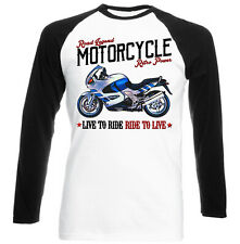 BMW K1200RS - NEW COTTON TSHIRT - ALL SIZES IN STOCK