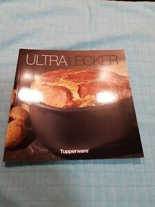 Tupperware Buch Ultra Lecker Neu&Unbenutzt
