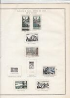 france stamps page ref 17057