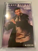 JAMES GALWAY THE WIND BENEATH MY WINGS cassette tape album T8076
