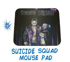SUICIDE SQUAD LOGO  Custom picture Anti Slip PC Gamer Mouse Pad