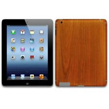 Skinomi Light Wood Full Body Skin+Screen Protector Cover for Apple iPad 3 WiFi