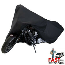 L Waterproof Motorcycle Cover For Honda CB 350 400 450 650 750 900 Super Sport