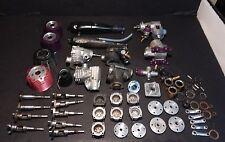 RC Parts Lot Over 60 Miscellaneous Parts