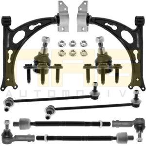 SEAT LEON 1P ALTEA 5P XL CONTROL ARM TIE ROD AXLE JOINT STABILISER DROP LINK KIT