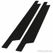 Door Entry Guards Scratch Cover 1988-1998 Chevy GMC C/K Regular Cab 2pc Kit