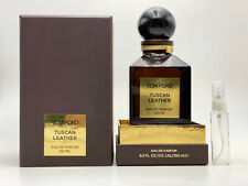 Tom Ford Tuscan Leather 10ml Spray Eau De Parfum EDP Sample Atomiser - NOT 5ml