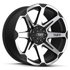 TUFF T05 9x20 5x139,7 Felgen Dodge Ram 1500 Durango Hemi Concave Style