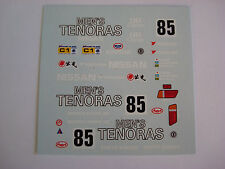 DECALS KIT 1/43 NISSAN R89C LE MANS 1980 DECALS
