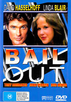 Bail Out David Hasselhoff - Rare DVD Aus Stock New Region ALL