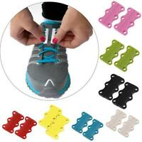 New DIY Lazy Shoelace Shoe Buckles Casual Magnetic Sneaker Hot Closure No-Tie KU