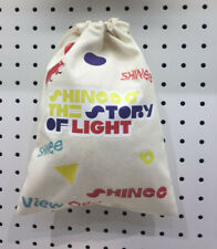 SHINEE SMTOWN DDP OFFICIAL GOODS POUCH DIY KIT NEW