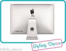 """Stickers Adesivo """"Omino 2"""" per iMac21 &  iMac27"""