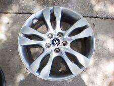 2012 Hyundai Veracruz OE Wheel 18 x 7 Hypersilver  #70823A