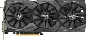 ASUS GeForce GTX 1060 ROG STRIX 6GB GDDR5 Graphics Card