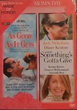 As Good As It Gets / Something's Gotta Give (DVD)
