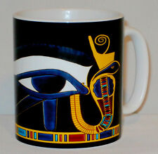 Eye Of Horus Mug Can Personalise Egyptian Goddess Protection Good Health Gift