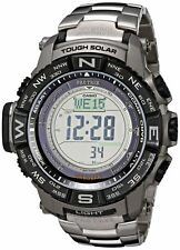 Casio Pro Trek Tough Solar Digital Sport Watch PRW3500T-7