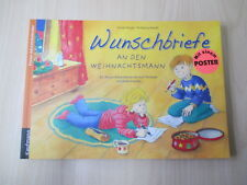 Bröger/Slawski - WUNSCHBRIEFE AN DEN WEIHNACHTSMANN - Ein Poster-Adventskalender
