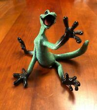 "Vintage - 2003 Kitty's Critters - Lizard/Gecko ""Howdy""!"