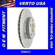 Verto USA  Front Disc Brake Rotor  Verto USA  5580X1