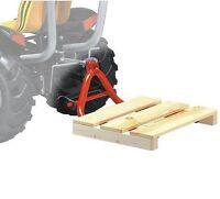 New Berg Toys Pedal Go Kart Pallet Forks