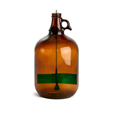 Demijohn Brush Cleaner Home Brew Beer Wine Cider Cleaning (Drill Attachment)