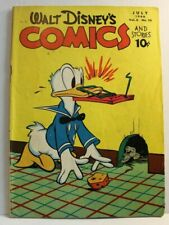WALT DISNEY Comics & Stories #70 from 1946 - in great condition at strong 5.0