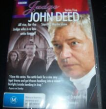 Judge John Deed (Martin Shaw) Series Five 5 (Australia Region 4) BBC DVD - NEW