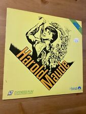 Harold and Maude Laserdisc Extended Play Paramount Home Video *Good condition*