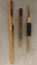 Revlon Gold Series Ingrown Away Set. File, Tweezers, Double Ended Toenail Tool