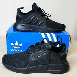 New Adidadidas Originals X_PLR Triple Black Shoes FW0148 Women's US Size 6/4.5Y