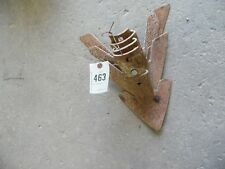 (5) Field cultivator shovels all different sizes (DK) Tag #463