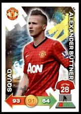 Panini Manchester United 2013 Adrenalyn XL - Alexander Büttner Squad No. 53