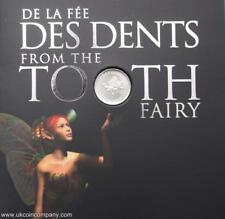 2011 Canada Uncirculated 25 Cents coin in Original RCM Package Tooth Fairy