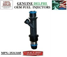 GMC Envoy 4.2L I6 _Yrs 02-03-04_ Authentic Fuel Injector 1pack Delphi _25313185_