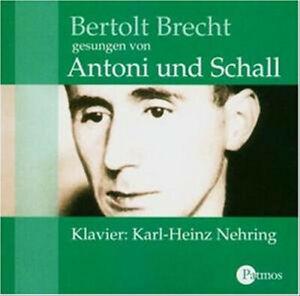 Bertolt Brecht. CD