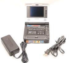 Sony GV-D800 Hi8 Digital8 VCR Recorder Player Video Walkman