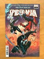 FCBD 2020 Spiderman Venom 1 Appearance Virus Marvel NM (not Venom 26) Undisputed