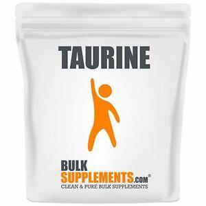 BulkSupplements.com Taurine