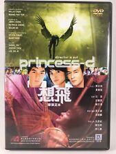 Princess-D Director's Cut (DVD 2002) Daniel Wu, Edison Chen, Angelica Lee