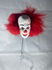 Pennywise the clown from it head for 12 inch body 1/6 Scale Plaster