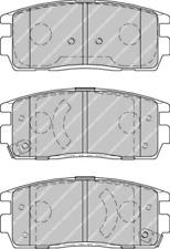 Ferodo FDB1935 Brake Pad Set Rear Axle Premier Car Replaces 95459513