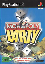 MONOPOLY PARTY for Playstation 2 PS2 - PAL