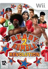 Ready To Rumble Revolution (Wii, 2009) PAL Disc Mint ~Fast & Free Postage~ J1L