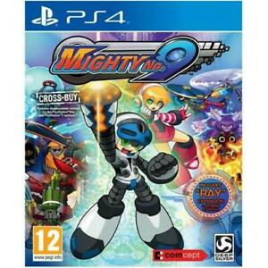 Mighty No.9 + Ray Expansion Cross-Buy: Includes PS3 & Vita Downloadable Ver PS4