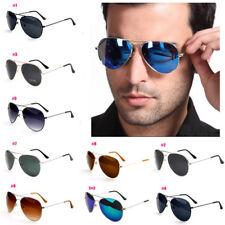 Unisex Women Men Vintage Retro Pilot Eyewear Sunglasses Glasses Shades Glasses