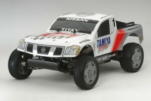 Tamiya 58511 1/12 RC 2WD Racing Truck DT-02 Chassis Nissan Titan Assembly Kit