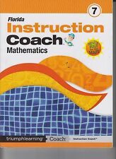 TriumphLearning Florida Instruction Coach Mathematics Gr 7 NO WRITING (E1-69)